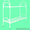 Металлические кровати с ДСП спинками для больниц, кровати для гостиниц. оптом - Изображение #4, Объявление #1480291