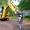 Аренда экскаватора-погрузчика с гидромолотом #1597095
