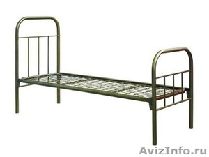 кровати для пансионата, кровати армейские, кровати для лагеря - Изображение #8, Объявление #905279