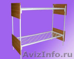 кровати для пансионата, кровати армейские, кровати для лагеря - Изображение #4, Объявление #905279