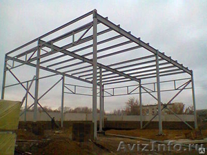 Монтаж металлических конструкций. - Изображение #3, Объявление #1259286