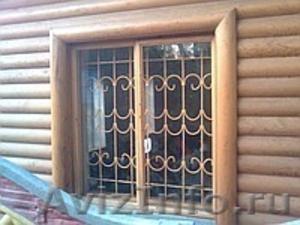 Решётки на окна и двери с полимерным покрытием - Изображение #3, Объявление #1458796