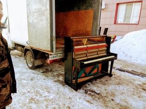Перевезем пианино,танспорт,грузчики - Изображение #4, Объявление #1322554