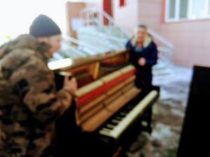 перевозка пианино грузчики новосибирск - Изображение #2, Объявление #1606954