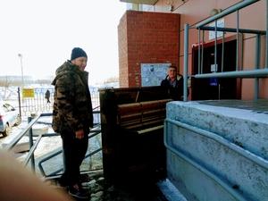 перевозка пианино грузчики новосибирск - Изображение #3, Объявление #1606954