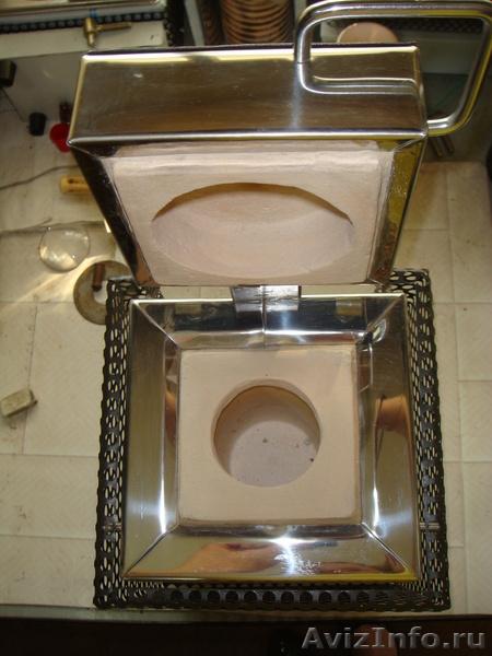 Муфельная печь для ювелиров