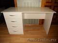 продам белый письменный стол