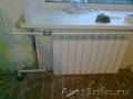 Замена радиаторов отопления,  стояков