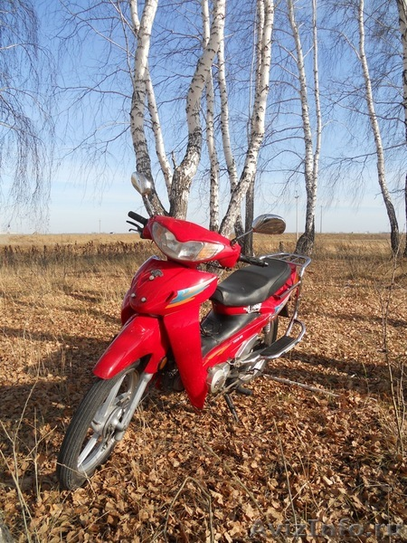 Racer yh50-ms, 2012 год