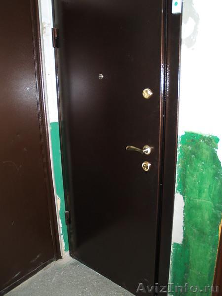 входные двери полимерные