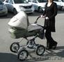 Детская коляска зима-лето трансформер C703H Geoby