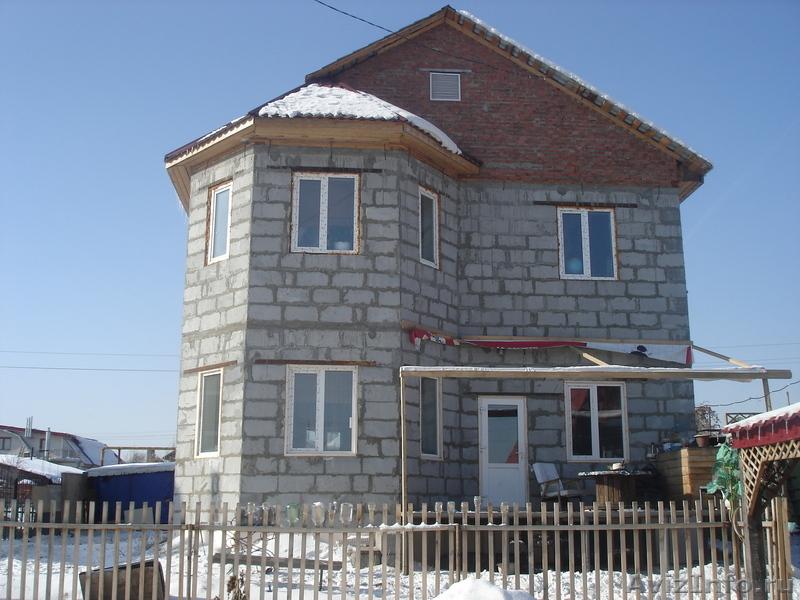 Строительство домов под ключ новосибирск