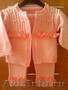 Вязанный костюм 6-9 месяцев