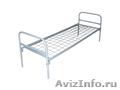 Кровать металлическая (железная) купить в Томске