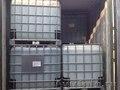 Кубовые емкости пластиковые в обрешетке