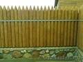Изготовление заборов в Новосибирске, заборы из профнастила,  деревянные, сварные - Изображение #5, Объявление #839765