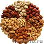 Купить орехи оптом,  купить сухофрукты оптом в Новосибирске.