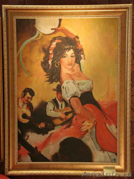 Купить редкие книги, купить картину в Новосибирске. Портрет на заказ , Объявление #909398