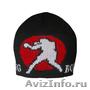 Спортивные шапки для любителей единоборств