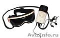 Массажные лимфодренажные очки Pangao 2404-G