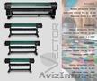 Интерьерные широкоформатные принтеры от производителя. На Epson Dx5,  Dx7
