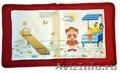 Детские развивающие игрушки (мягкие развивающие книжки)