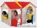Детские игровые домики для дачи пластиковые KETER (Израиль)  - Изображение #5, Объявление #1421861
