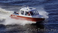 Алюминиевый катер Баренц 620 MP
