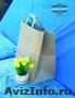 Бумажные пакеты и крафт пакеты., Объявление #1518494