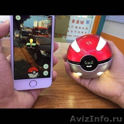 Power Bank Pokemon GO, Объявление #1523368