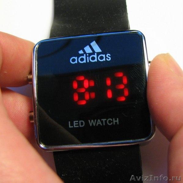 Часы Adidas Led Watch, Объявление #1523378