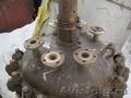 Реактор химический 630 литров;  250 литров;  400 литров н/ж