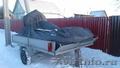 Продам катер на воздушной подушке (Аэроджип),  СВП.